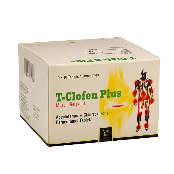 T-Clofen Plus