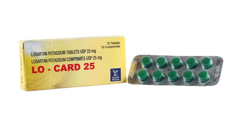 Lo-Card 25