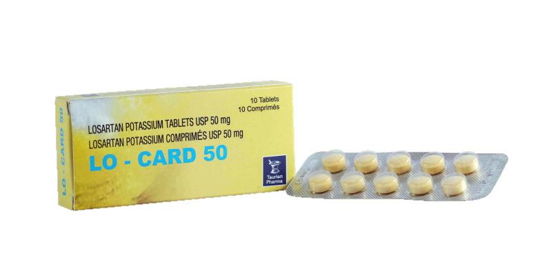 Lo-Card 50